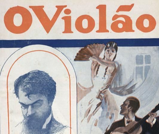 Revista O Violão - Ano 1 - Número 4 - Março 1929