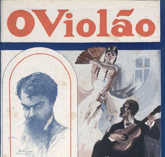 Revista O Violão - Ano 1 - Número 6 - Maio e junho 1929