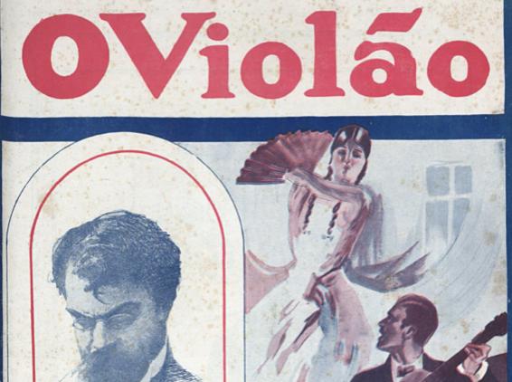 Revista O Violão - Ano 1 - Número 7 - julho 1929