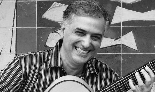 Bicicleta de Baiano (Roberto Velasco) - partitura violão solo