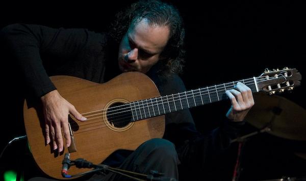 Curso de improvisação muilti-textural com Tabajara Belo começa em 27 de novembro