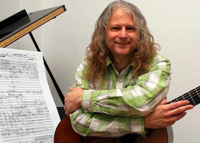 Um guia para interpretar a obra Percussion Study I para violão solo, de Arthur Kampela, por Fernando Cury