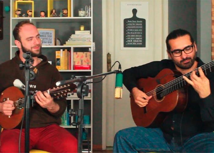 Capa do vídeo Alessandro Penezzi e Fábio Peron - Cordas ao Vento (Alessandro Penezzi)