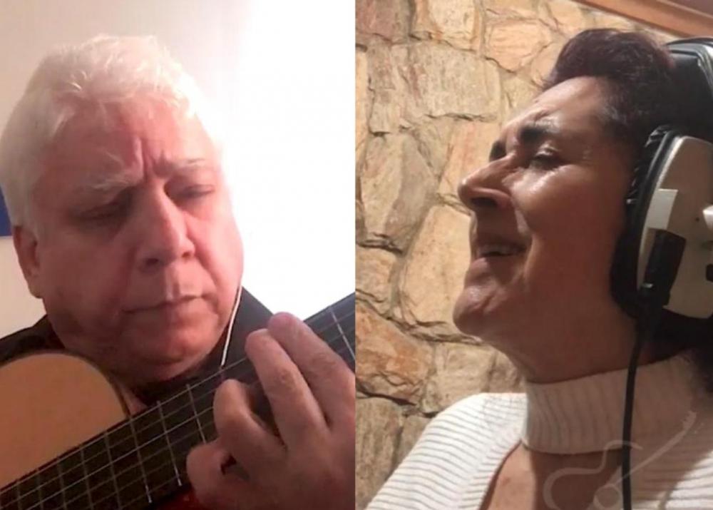 Capa do vídeo Lula Galvão e Olívia Hime - A Tarde (Francis Hime / Olívia Hime)