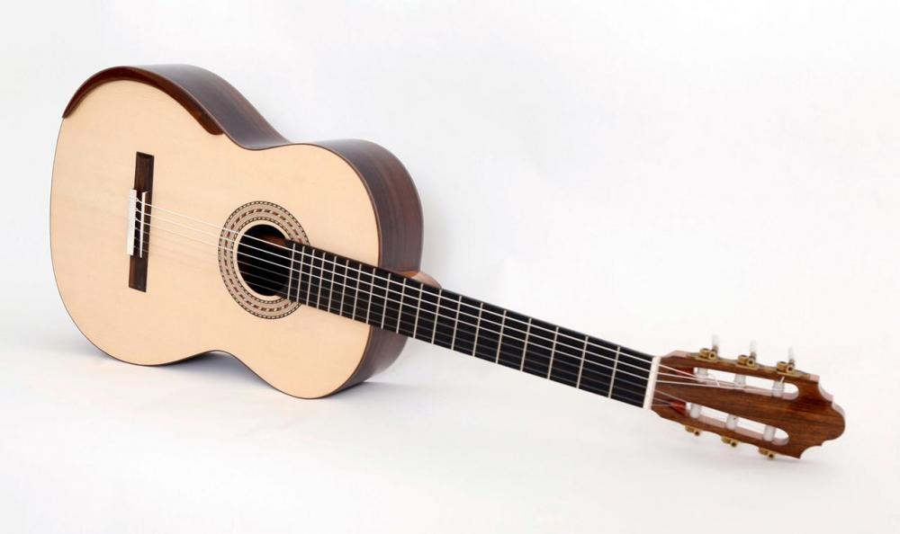 Reservas para violão Cleyton Fernandes Modelo Studio