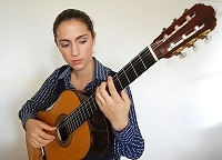 Homenagem: morta em 2017, Mayara Amaral era uma entusiasta da obra de outras violonistas