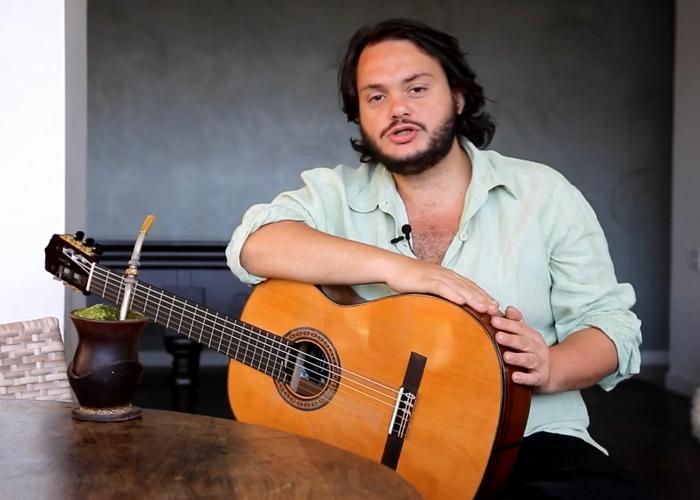 Yamandu Costa convida compositores para o Concurso Novas - Inscrições até 30 de agosto