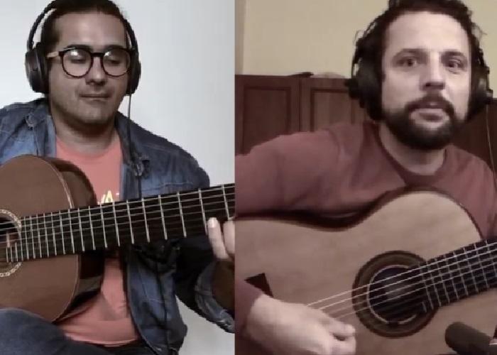 Capa do vídeo Alessandro Penezzi e Douglas Lora - Noites Cariocas (Jacob do Bandolim)