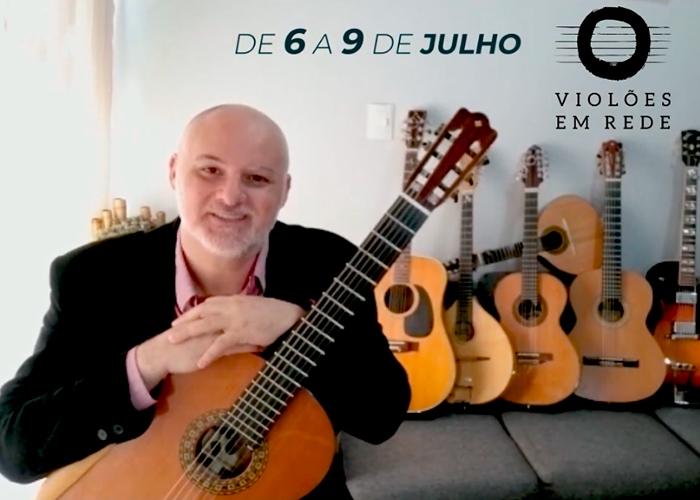 Capa do vídeo André Siqueira no Festival Violões em Rede - Ingressos à venda