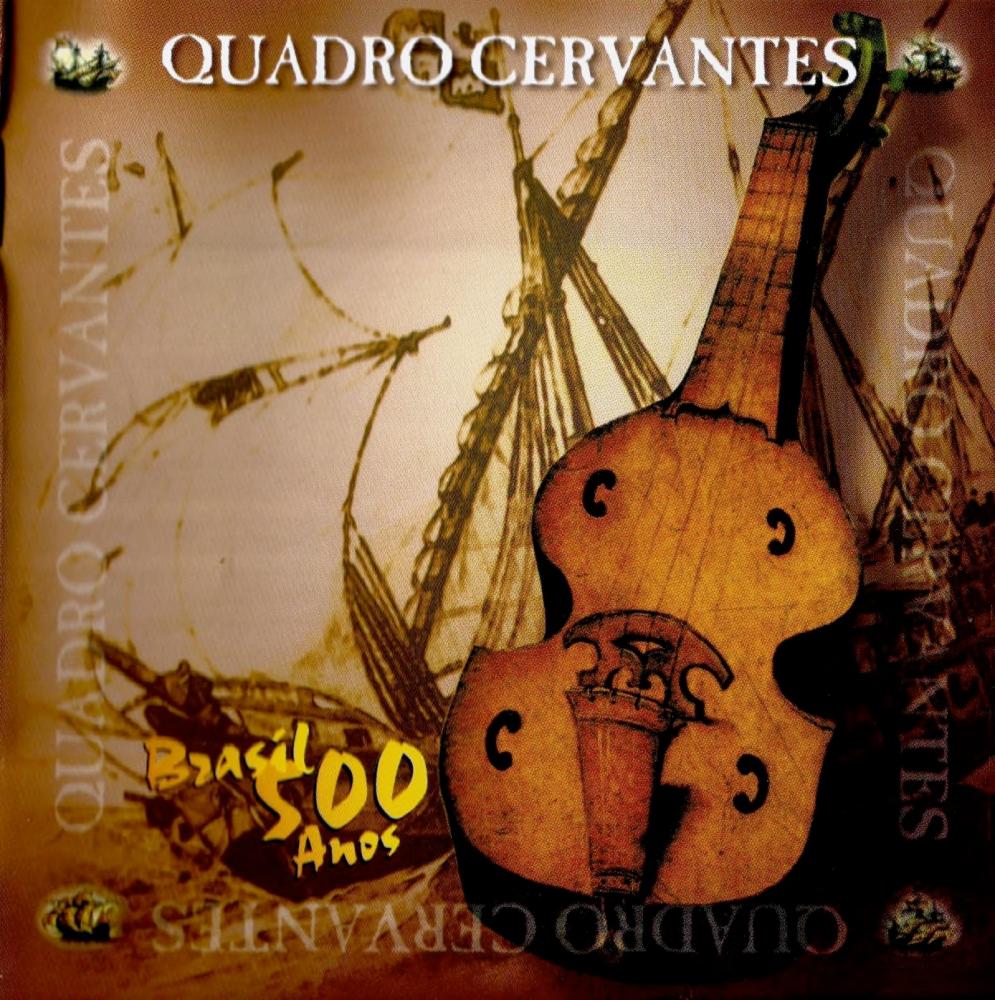 Quadro Cervantes: Brasil 500 Anos