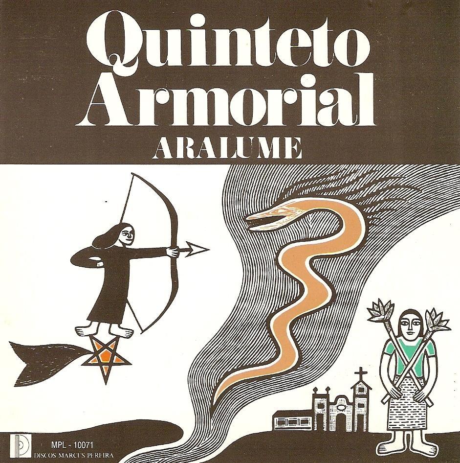 Quinteto Armorial - Aralume