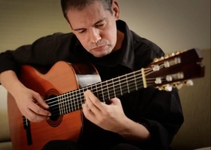 Capa do vídeo Dinho Oliveira - My Ship (Kurt Weill / Ira Gershwin)