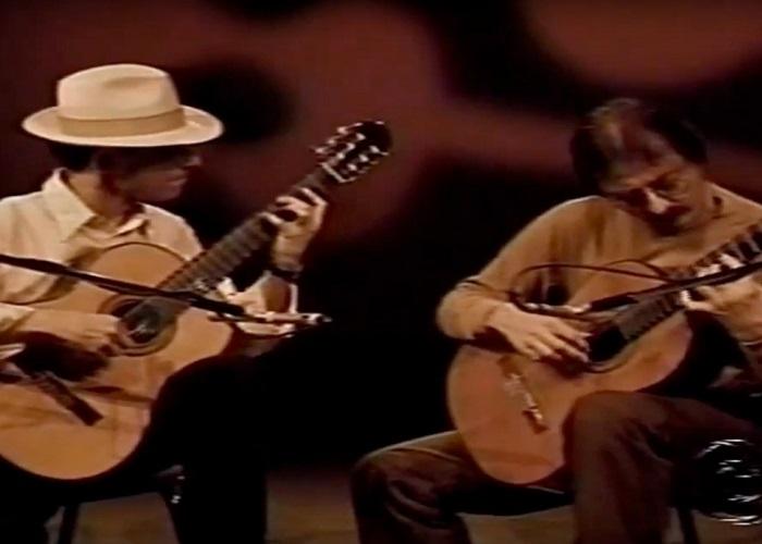 Capa do vídeo Duo Barbieri-Schneiter - Bocaina (Luís Carlos Barbieri)