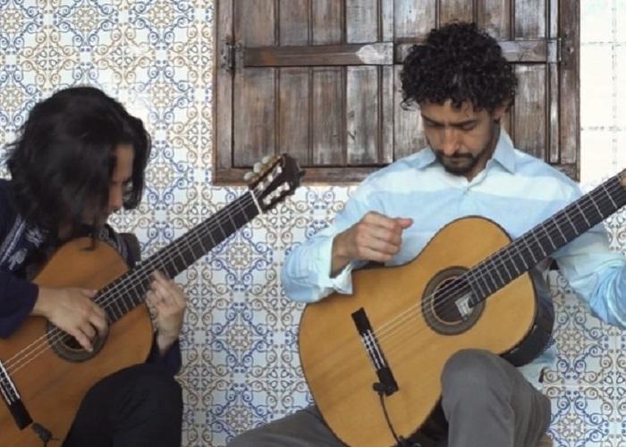 Capa do vídeo Duo Siqueira Lima - Arabesque N.º 1 (Claude Debussy)