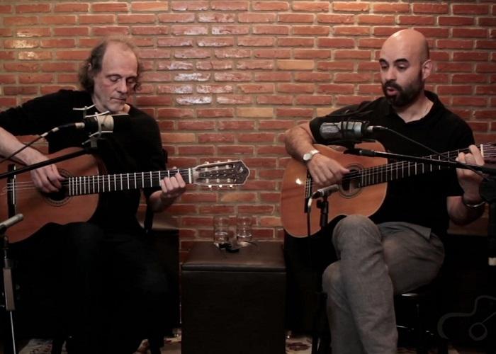 Capa do vídeo Eduardo Gudin e Mauricio Sant'Anna - De Todo Meu Violão (Maurício Sant'Anna e Eduardo Gudin)