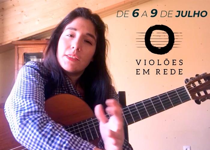 Capa do vídeo Elodie Bouny no Festival Violões em Rede (6 A 9 de julho)
