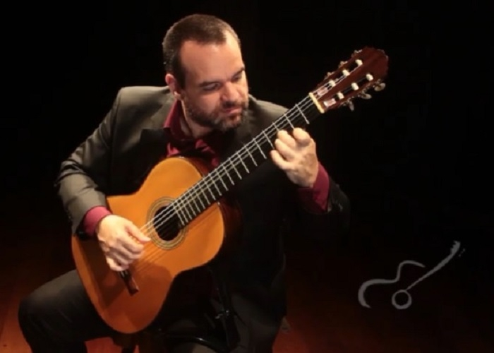 Capa do vídeo Fabio Bartoloni - Miniaturas N° 5 (Paulo de Tarso Salles)