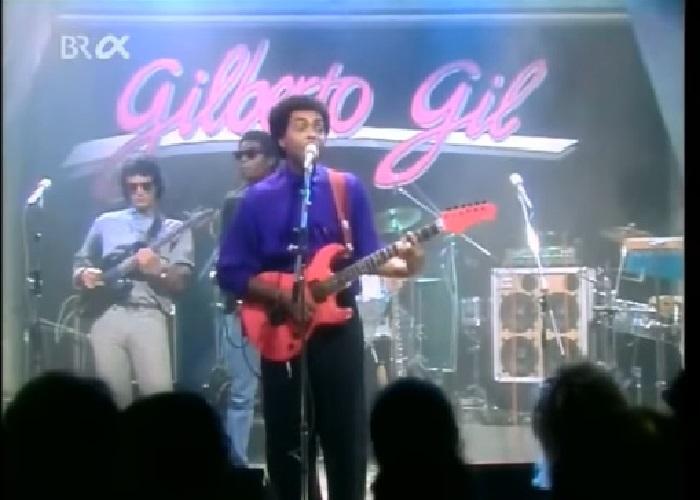 Capa do vídeo Gilberto Gil - Ohne Filter