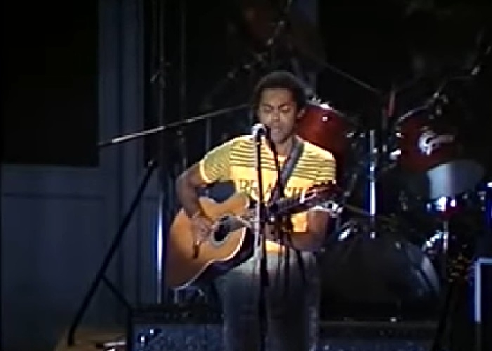 Capa do vídeo Gilberto Gil - Montreux Jazz Festival