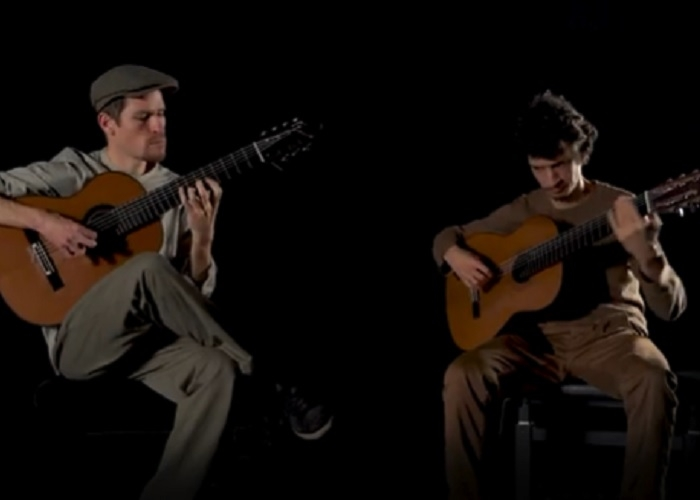 Capa do vídeo Guanduo - Theme and Variations: Come to Play With Me (Eduardo Pinheiro)