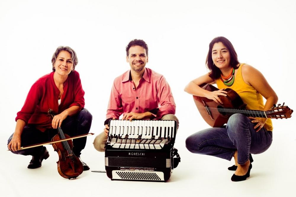 Iroko Trio estreia nova temporada de vídeos no Acervo Violão Brasileiro