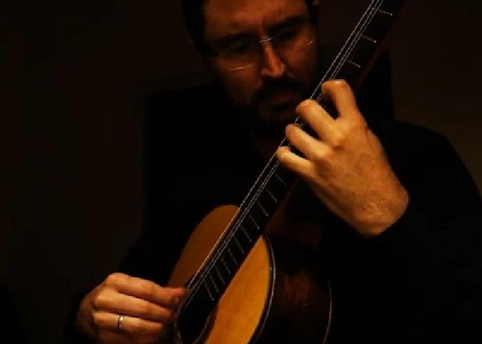 Capa do vídeo Jefrey Andrade - Moda - Cantilena (Sérgio de Vasconcellos-Corrêa)