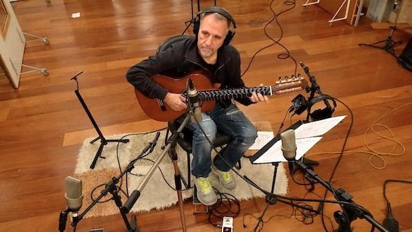 Swami Jr. realiza workshop ao vivo sobre concepção e produção de disco. Inscrições abertas