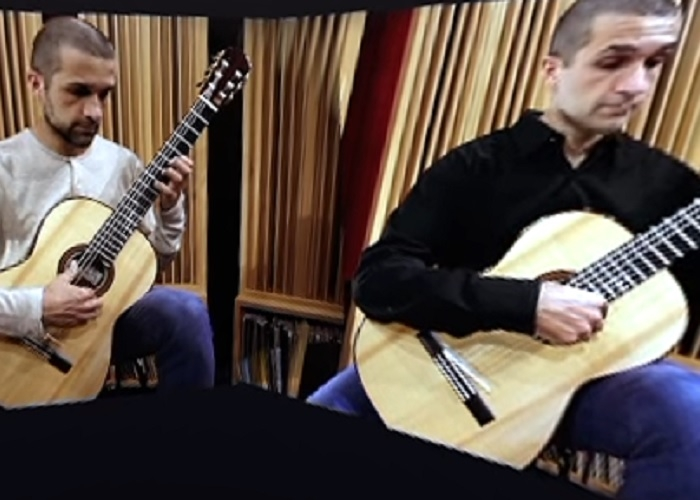 Capa do vídeo Thiago Abdalla - Paisage Cubano Rumba (Leo Brouwer)