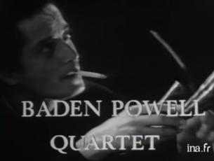 Capa do vídeo Jazz samba - Baden Powell Quartet