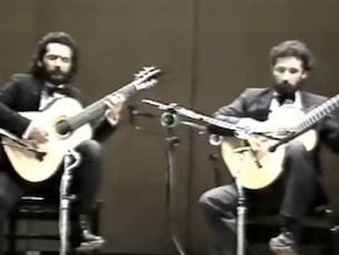 Capa do vídeo Duo Assad - Baião Malandro (Egberto Gismonti)
