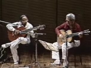 Capa do vídeo Zé Menezes e Dino 7 Cordas - Contrapontando (Zé Menezes)
