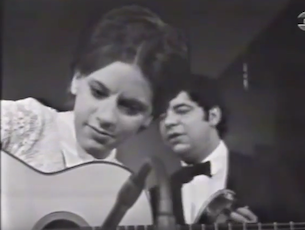 Capa do vídeo Rosinha de Valença - Consolação (Baden Powell / Vinícius de Moraes)