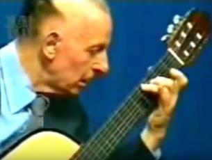 Capa do vídeo Abel Carlevaro - Preludios Americanos Nº 3 Campo (Carlevaro)
