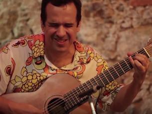 Capa do vídeo Zé Paulo Becker e Humberto Araújo - DVD Geração Semente
