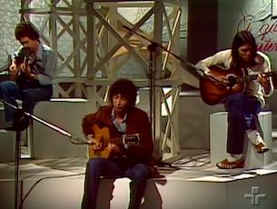 Capa do vídeo Grupo D'Alma em 1980 - TV Cultura (Prog. Repertório Popular)