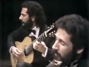 Capa do vídeo Duo Assad - Frevo (Egberto Gismonti)