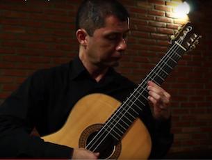Capa do vídeo Gilson Antunes - Valsa de Concerto n. 2 (Villa-Lobos)