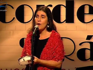 Capa do vídeo Mônica Salmaso - Minha Palhoça - Festival Acordes do Rádio