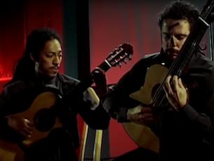 Capa do vídeo Brasil Guitar Duo - 7 Anéis (Egberto Gismonti