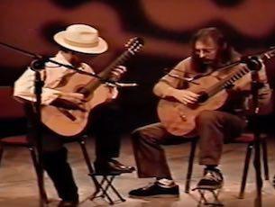 Capa do vídeo Duo Barbieri-Schneiter - Sons de Carrilhões (João Pernambuco)