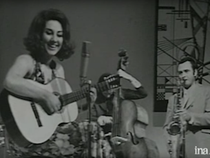 Capa do vídeo Stan Getz e Flora Purim - Deixa a Nega Gingar (Luiz Cláudio)