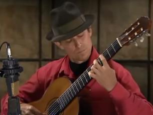 Capa do vídeo Luis Carlos Barbieri - Umas Coisas do Coração (Sérgio R. Oliveira)