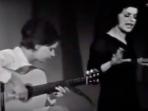 Capa do vídeo Sylvia Telles e Rosinha de Valença - Medley Samba Jobim