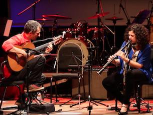 Capa do vídeo Anat Cohen & Marcello Gonçalves - Coisa N.10 (Moacir Santos)