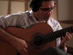 Capa do vídeo Alessandro Penezzi - Quando me lembro (Luperce Miranda)