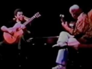 Capa do vídeo Ednaldo Queiroz e S. Tapajós - Juazeiro (L. Gonzaga / H. Teixeira)