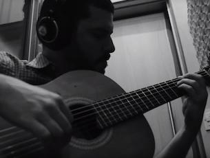 Capa do vídeo Vinícius Gomes Trio - Labirinto (Vinícius Gomes)