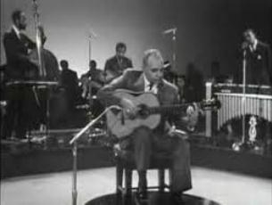 Capa do vídeo Laurindo Almeida com Modern Jazz Quartet - Samba de Uma Nota Só