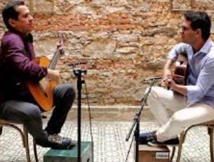 Capa do vídeo Zé Paulo Becker & Cainã Cavalcante - Andaluso